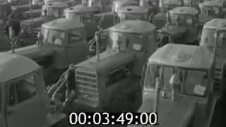 Трактор ДТ-75 № 300 000 Павлодарского тракторного завода 1980