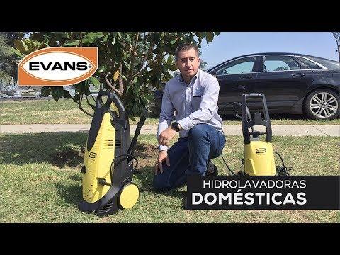 Hidrolavadoras Domésticas Evans® – Hidro Clean & Hobby Clean