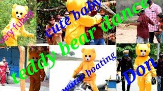 Crazy Teddy Women Teddy Bear 😃😃 Teddy bear comedy Funny Video