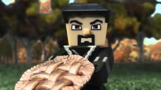 AntVenom's Thanksgiving with a Golden Apple Pie