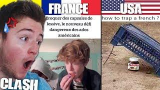 FRANCE VS USA : LE CLASH !
