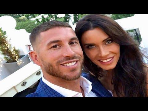 Pilar Rubio e Sergio Ramos casan