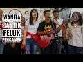 Pengamen Mirip Suara Charlie Tampil Di Jakarta Dipeluk Wanita Cantik