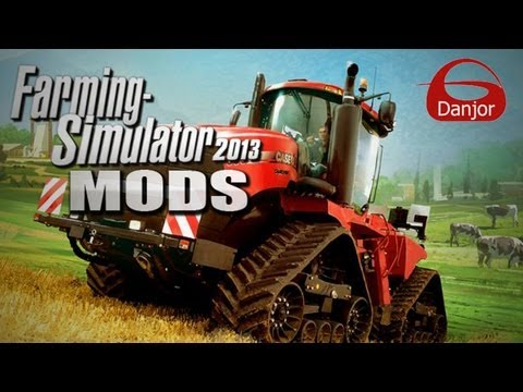 Farming Simulator 2013 I Test Mod Deutz-Fahr 7545 Pro Attach + Krone Big Pack 1290 + Auto Stack !