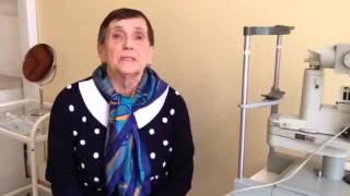 Отзывы пациентки после операции по удалению катаракты в Московской Глазной Клиники(Пациент делится своим мнением по поводу лечения катаракты в Московской Глазной Клинике (м.Семеновская)., 2015-02-15T09:14:22.000Z)