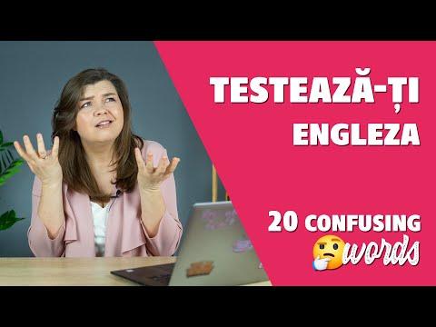 TESTEAZĂ-ȚI ENGLEZA |