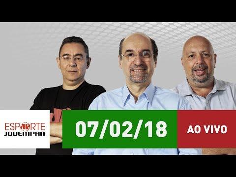 Esporte em Discussão - 07/02/2018