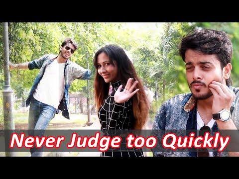 NEVER JUDGE ANYONE || चालाक बॉयफ्रेंड || PREM BHATI