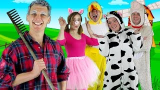 Download Old MacDonald Had a Farm - Kids nursery rhymes Mp3 and Videos