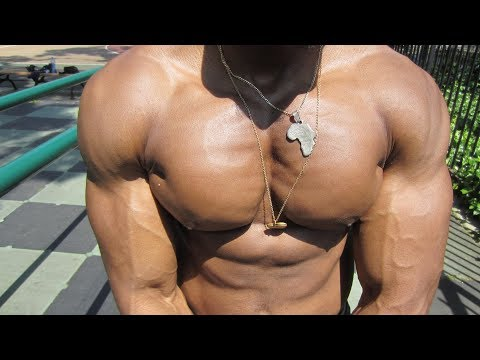 BIG CHEST WORKOUT