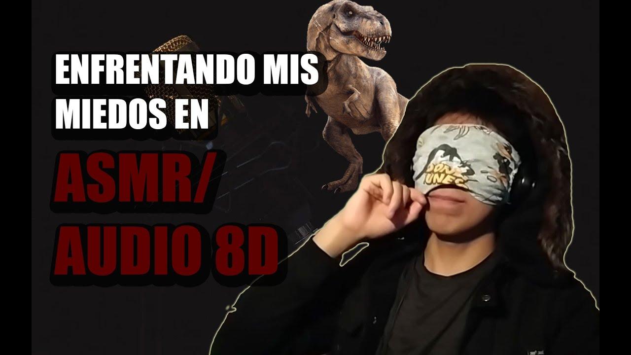 ASMR, ENFRENTANDO MIS MIEDOS// VIERNES DE TACOS