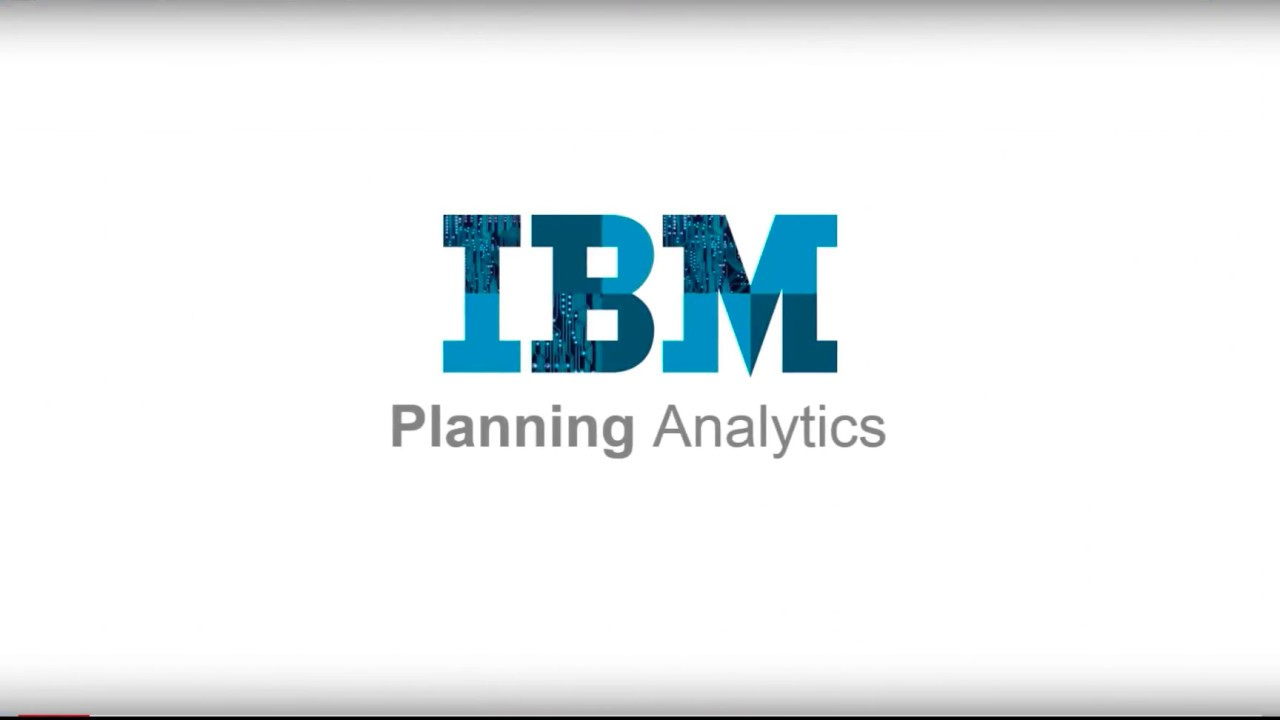 ibm planning analytics demo youtube
