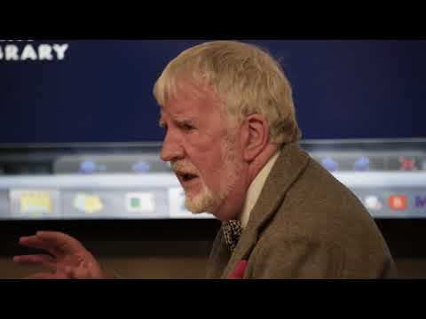 University of Edinburgh Library Architect. Andrew Merrylees in Conversation.