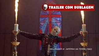 Trailer: Hellraiser 3 - Inferno na Terra (1992, EUA)   Remaster. / dub.