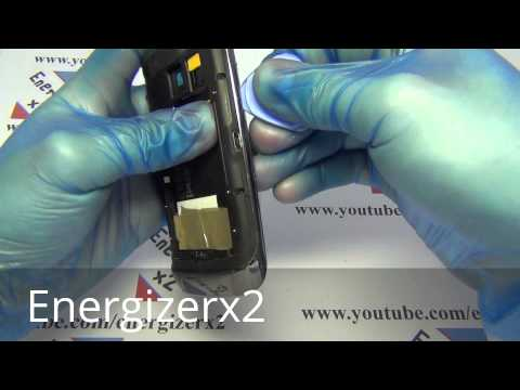BlackBerry 9860 Torch Disassembly Energizerx2