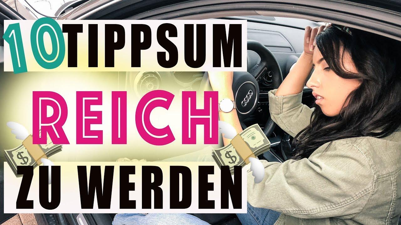 Tipps Um Reich Zu Werden