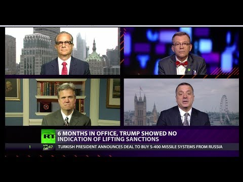 CrossTalk: Sanctioning Russia