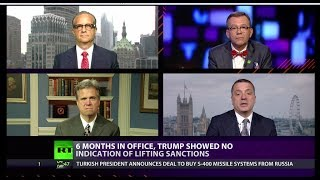CrossTalk  Sanctioning Russia