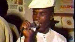 Conroy Smith live on Wha Dat party, Jamaica 1986
