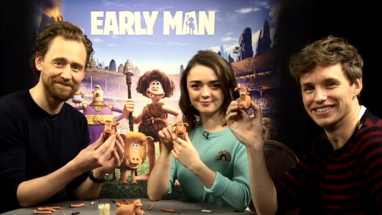 Download Learn to Make Hognob With the Cast of Early Man