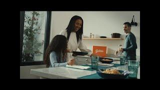 Rachel Kylian (MOM) in Gobble commercial