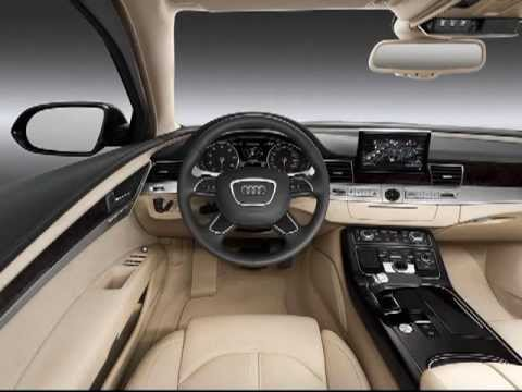 2011 Audi A8 6 3 W12 Acceleration Exterior And Interior Review