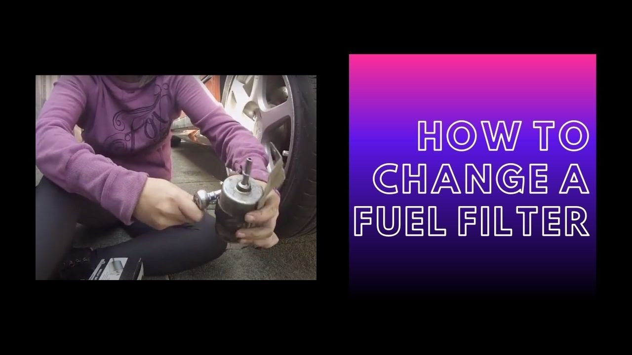Magna Madness How To Change A Fuel Filter Youtube 2001 Mitsubishi Eclipse