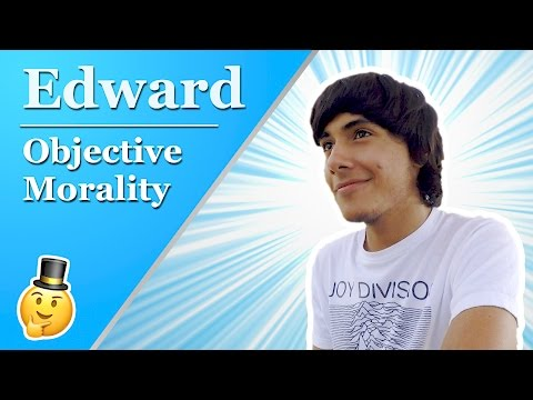 There Are Moral Truths Out There–Edward | Street Epistemology
