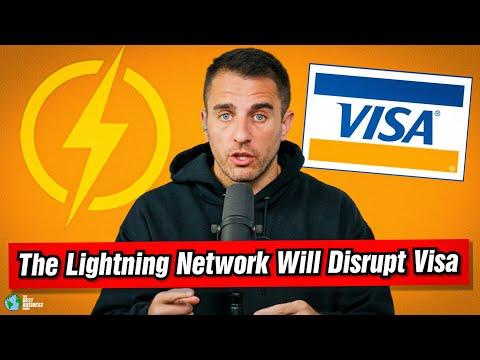 The Lightning Network Will Disurpt Visa