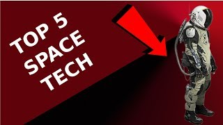 Space Tech | Top 5 Space Technology Innovation Inventions 2019!