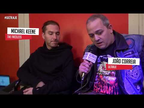 Ultraje: Entrevista com Michael Keene (The Faceless)