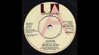 Save Me - Merrilee Rush (1977)