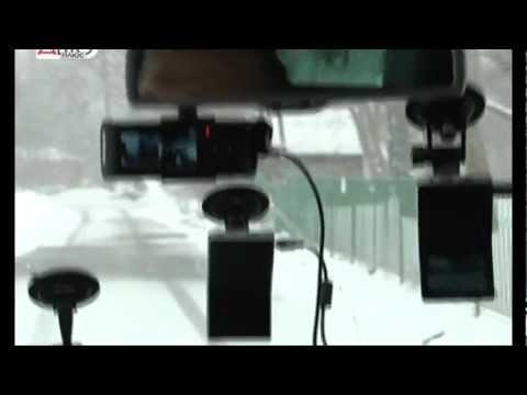 Тест видеорегистраторов