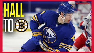 Boston Bruins Add Big Trade Piece In Taylor Hall