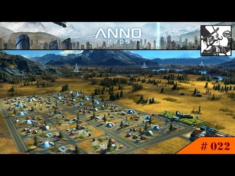 Anno 2205: #022 Administration cost, Stock market and Tundra? Oh and an unexpected ending.