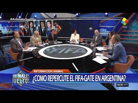 """""""Animales sueltos"""" con Mónica Gutiérrez (mesa completa HD) - 17/11/17"""