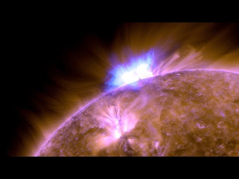 NASA's SDO Captures Brilliant Solar Eruption