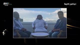 معالي المستشار تركي آل الشيخ يوقع عقد انضمام الإعلامي وليد الفراج لأضخم برنامج رياضي #برنامج_الخيمة
