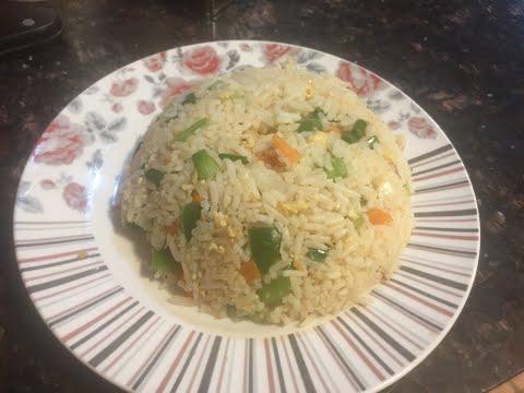 Coconut Jasmine Fried Rice