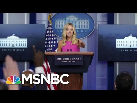 Deputies To White House Press Secretary Kayleigh McEnany Test Positive For Covid-19 | MSNBC