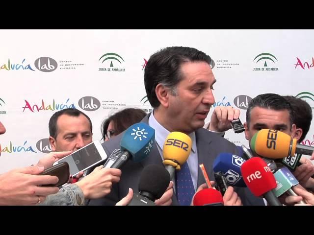 """Málaga Inauguración Jornadas """"Los Retos del Turismo"""" Marbella"""
