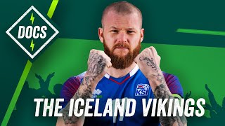 Vikinger Angriff - wie Island die Fußballweltmeisterschaft erobert!