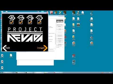 Modding Fallout NV Part 2: Project Nevada