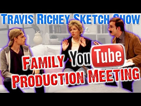 Weird Youtube Family Production Meeting