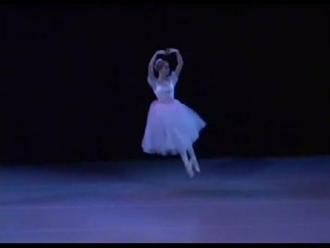 Evgenia Obraztsova - Grand Pas De Quatre Variation