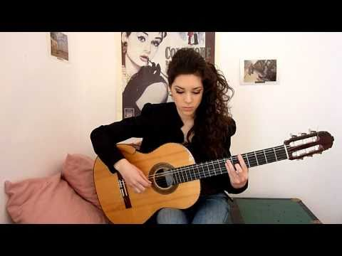 Adele - Someone Like You - Acoustic Cover - Irene Conti