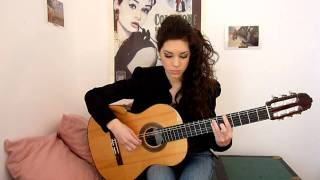 Adele - Someone Like You - Acoustic Cover - Irene Conti thumbnail