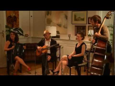Martin Spengler & die foischn Wiener auf ServusTV