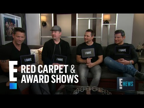 """98 Degrees Plays """"Never Have I Ever"""" 