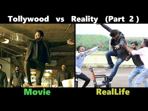 Tollywood vs Reality 2 |Expectation vs Reality | OYE TV